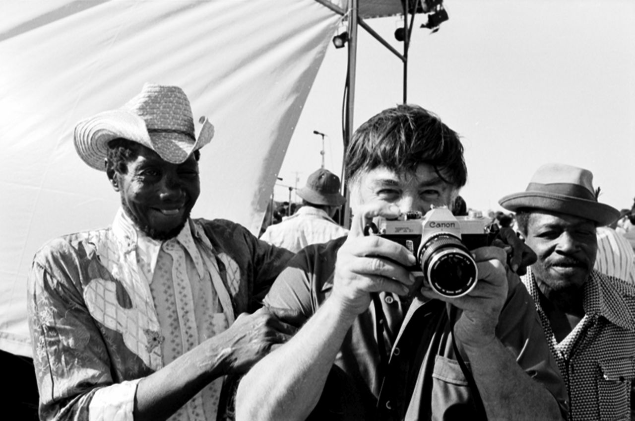Vivid Projects, Alan Lomax Archive