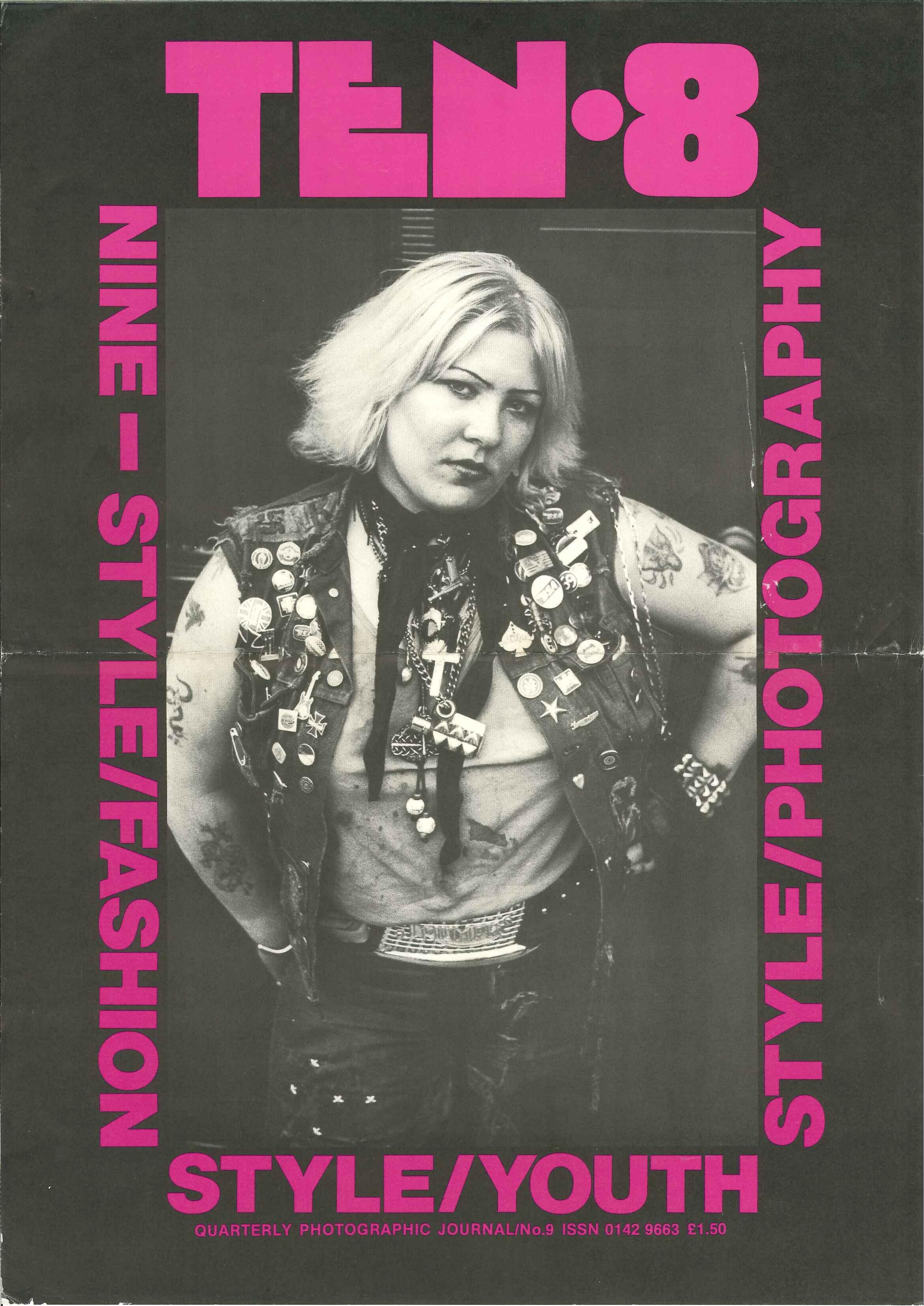 Ten-8 magazine / No.9 / 1982