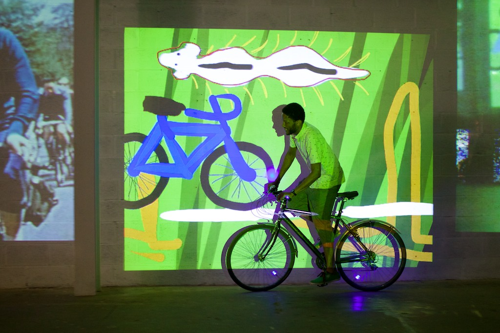 Vivid Projects, WB Bikes Summer fete