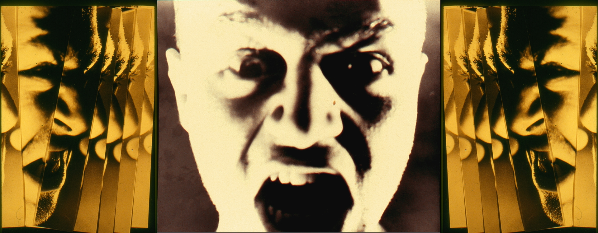 Test Dept., triptych scream