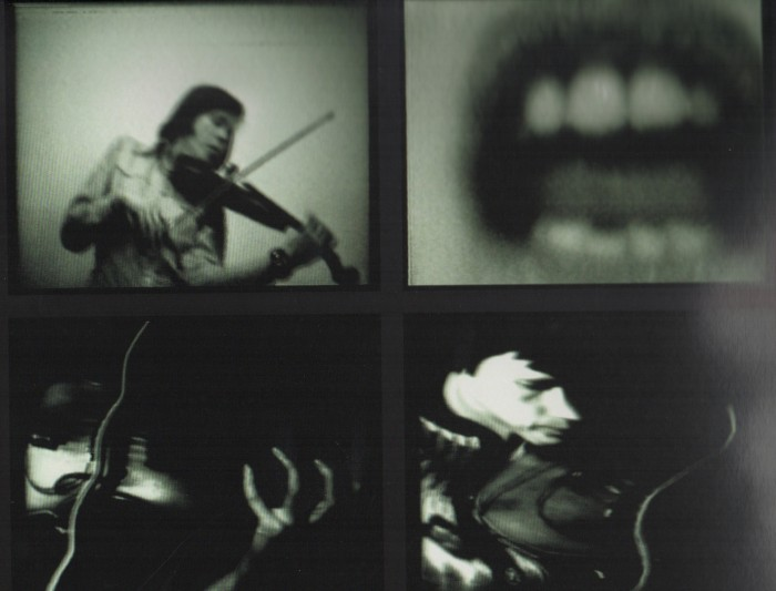 Steina, Violin Power, 1970 - 1978