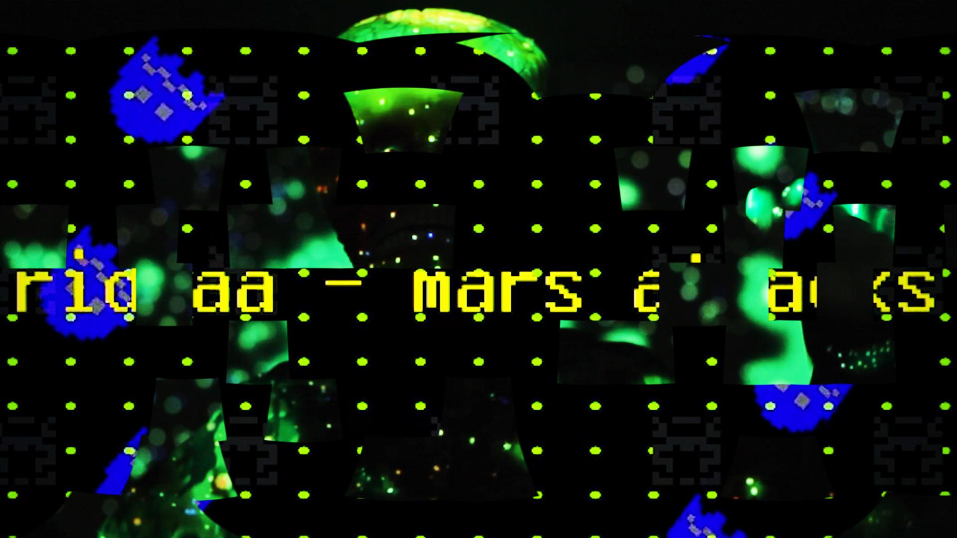 Mars Attacks Broken